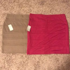 Forever21+ Bodycon Skirts (2)